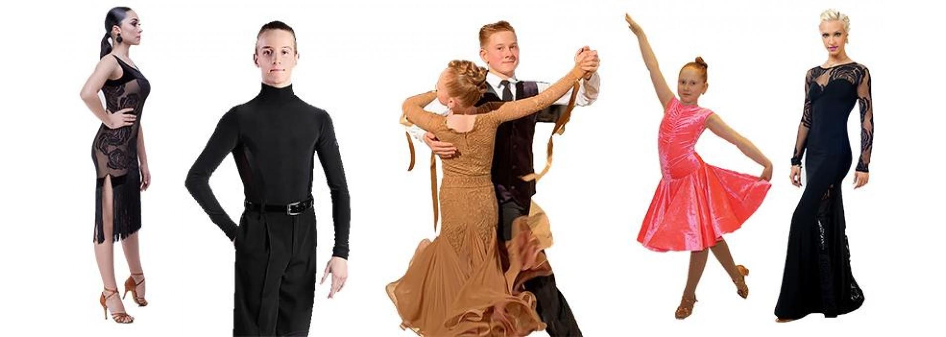 Great Ballroom and Latin Dancewear Collection to Toronto