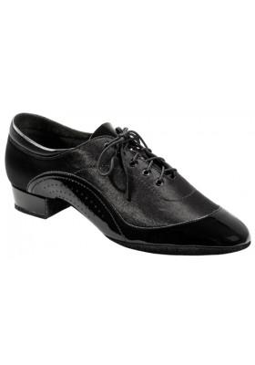 Galex - Stenford - Black Patent - Heel 2cm