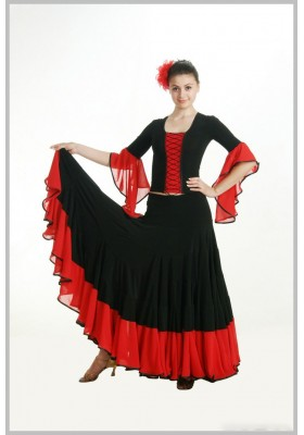 Flamenco costume set 07