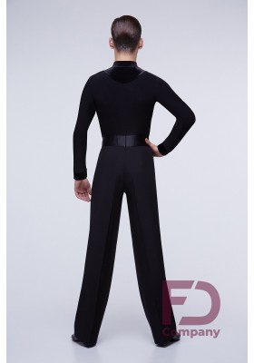 Boys Men's Ballroom trousers 06