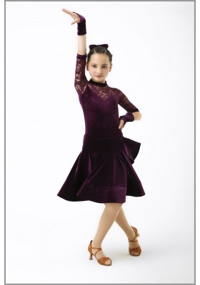 Girl's Competition Dress 12