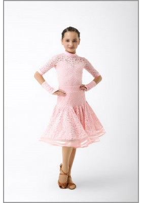 Girl's Competition Dress 14