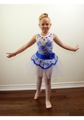 Ballet Girls Costume Dress 14