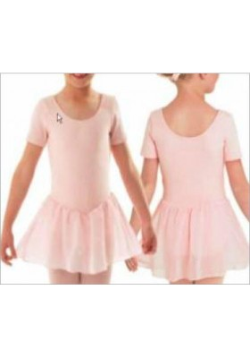 Ballet Girls Leotard Dress 01