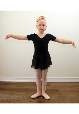 Ballet Girls Leotard Dress 09
