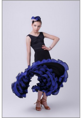 Flamenco costume set 03