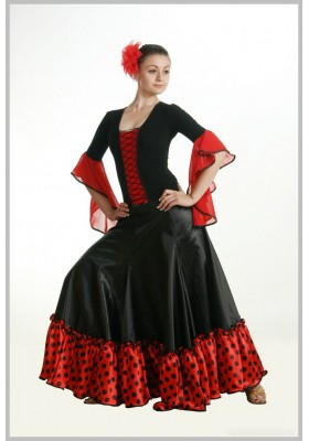 Flamenco costume set 06
