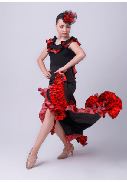 Flamenco costume set 02