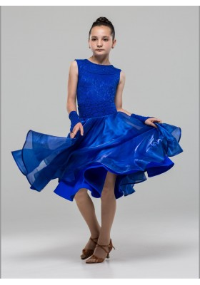 Girl's Competition Dress 27